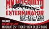 MN Mosquito Exterminator: Up to 56% Off Barrier-spray mosquito treatment at MN Mosquito Exterminator