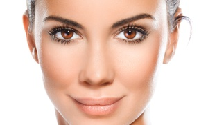 Aphrodite's Secret: Three or Five Eyebrow Waxes or One Eyebrow Wax with Skincare Analysis at Aphrodite's Secret (Up to 64% Off)