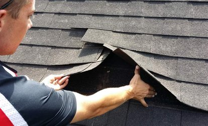 Roof Tune-Up and Inspection from Huckabee Construction (90% Off)