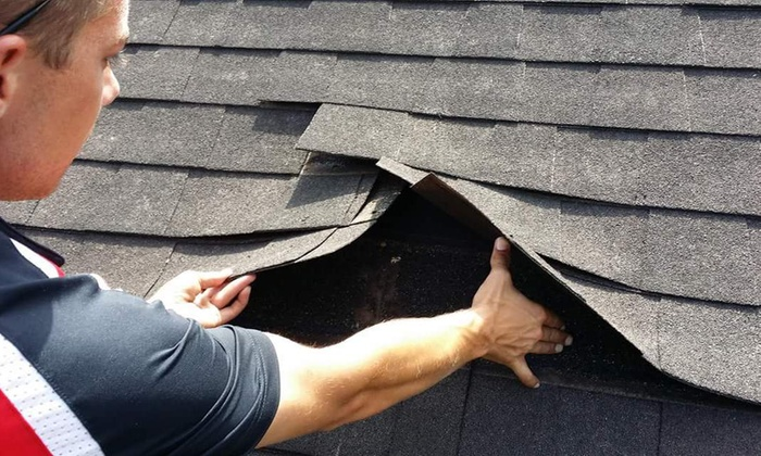 Huckabee Construction - Houston: Roof Tune-Up and Inspection from Huckabee Construction (90% Off)