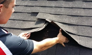 Huckabee Construction: Roof Tune-Up and Inspection from Huckabee Construction (90% Off)