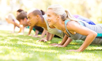 Up to 72% Off Boot Camp at Egan Inoue's Fit Body Bootcamp