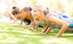 Dynamic Muscle and Fitness: $22 for $99 Toward a 21 Day Fat Burning Boot Camp at Dynamic Muscle and Fitness
