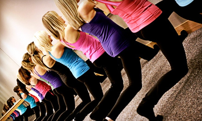 Pure Barre - Scott Township: $35 for Two Weeks of Unlimited Pure Barre Classes at Pure Barre ($115 Value)