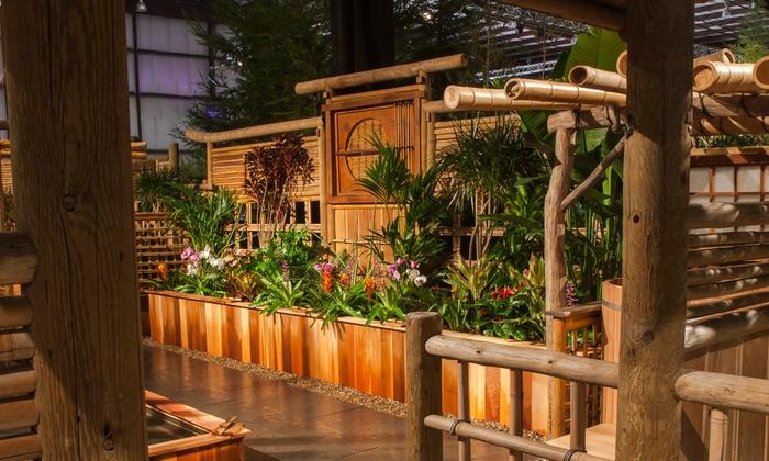 Garden show admission san francisco flower garden show groupon for San francisco flower and garden show