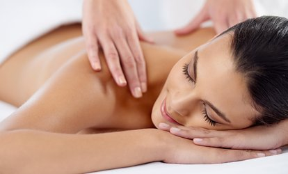 60-Minute Full-Body <strong>Massage</strong> or Couples <strong>Massage</strong> at Spa City (Up to 69% Off)