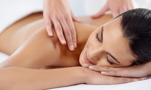 Spa City: 60-Minute Full-Body Massage or Couples Massage at Spa City (Up to 74% Off)