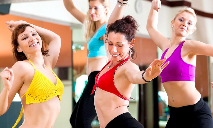 Dance Trance Gainesville - Gainesville: One or Three Months of Unlimited Dance-Fitness Classes at Dance Trance Gainesville (Up to 56% Off)
