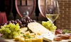 Uncorked Wine Lounge & Eatery - Scottsdale: Wine, Cheese, and More at Uncorked Wine Lounge And Eatery (Up to 41% Off). Two Options Available.
