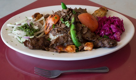 Lunch or Dinner at Mediterranean Turkish Grill (Up to 30% Off)
