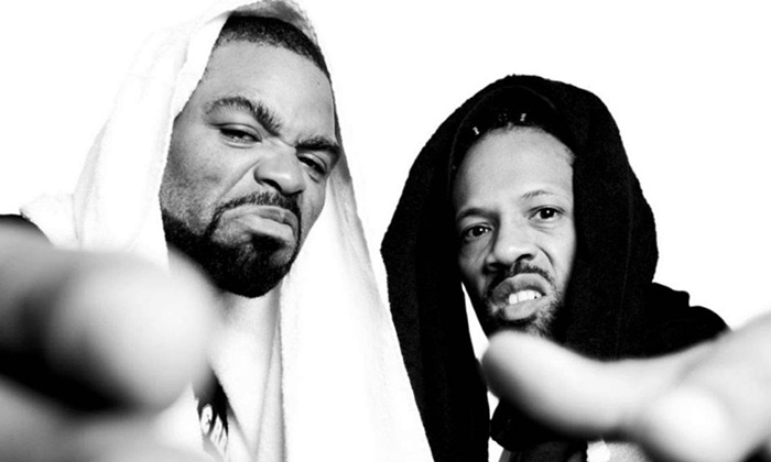 Portage Theater - Portage Theater: Party Gone Wild with Method Man & Redman at The Portage Theater on Saturday, June 6 (Up to 52% Off)