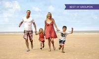 Pontins: 3 Night Self-Catering Summer Break For 4 With Live Entertainment at Choice of Holiday Parks