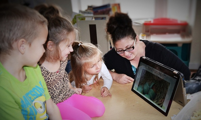 ExCEL Development Center - Hamilton: $90 for $200 Groupon — ExCEL Development Center Preschool & Childcare