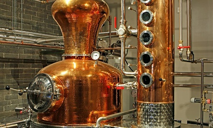 Speakeasy Distillery Tour for One, Two, or 10 from Local Craft Tours (Up to 22% Off)