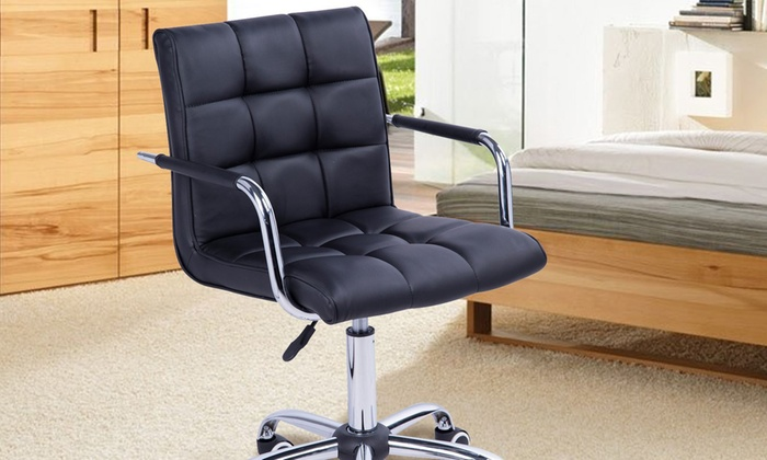 Homcom Adjustable Office Chair