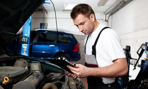 Auto Connection: Full Car Service with Wiper Rubber Replacement ($89) or WOF ($109) at Auto Connection (Up to $225 Value)