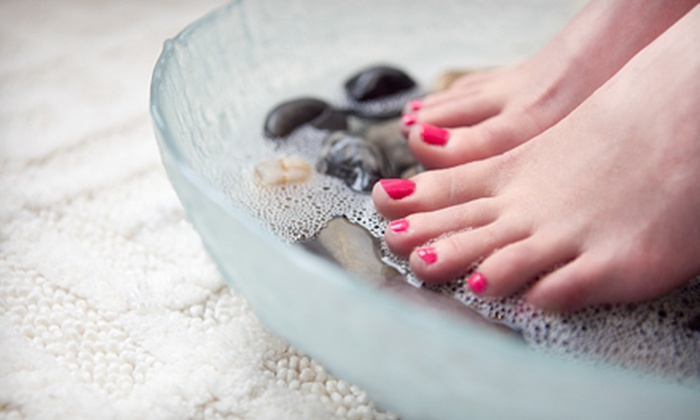 Yesterdays You Esthetics - Regina: Rejuvenating Facial, Spa Pedicure, or Both at Yesterdays You Esthetics (Up to 55% Off)