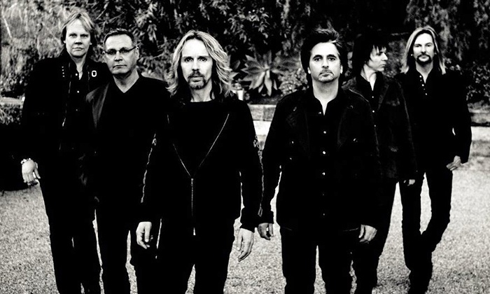 Styx - Macon City Auditorium: Styx at Macon City Auditorium on October 5 at 7:30 p.m. (Up to 53% Off)