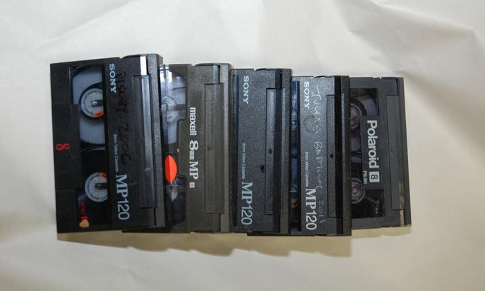 Bvs Imaging Inc. - Albertson: $44 for $145 Worth of Digitalization — Brody's Video Servicwa