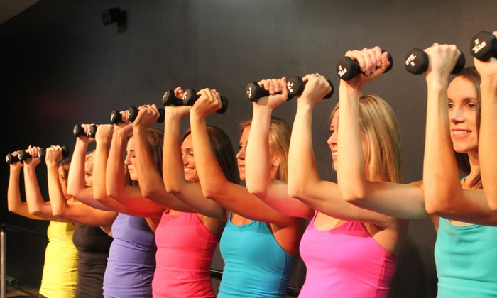 Just Dance Complex - Lawrence: 10 Dance-Fitness Classes at Just Dance Complex (50% Off)