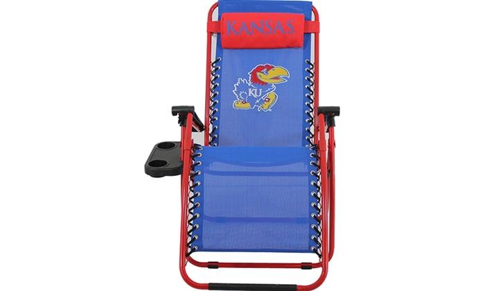 NCAA Zero Gravity Chair | Groupon Goods