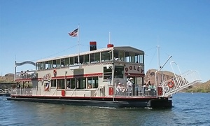 Dolly Steamboat: Narrated Nature Cruise for Two or Four from Dolly Steamboat in Apache Junction (40% Off)