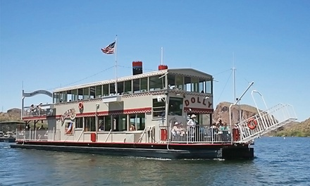 Narrated Nature Cruise for Two or Four from Dolly Steamboat in Apache Junction (40% Off)