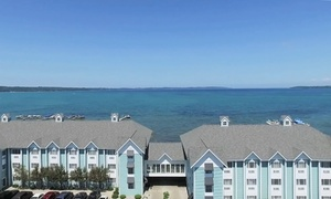 Waterfront Hotel in Traverse City at Sugar Beach Resort Hotel, plus 6.0% Cash Back from Ebates.