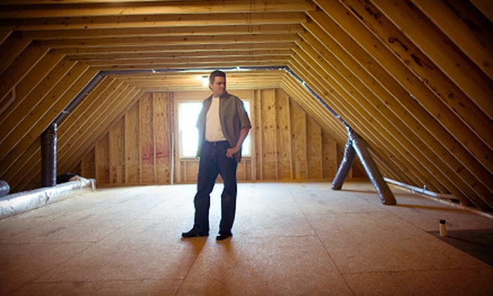 USA Insulation of Indianapolis - Greenfield: $99 for 300 Square Feet of Insulation from USA Insulation of Indianapolis ($387 Value)