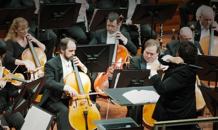 A New Year's Eve Pops - Schermerhorn Symphony Center: A New Year's Eve Pops with Giancarlo Guerrero and the Nashville Symphony on December 31 at 6 p.m.