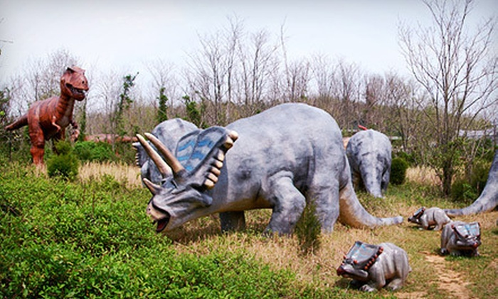 Dinosaur World - Cave City: Visit to Dinosaur World for Two or Four (Up to 57% Off)