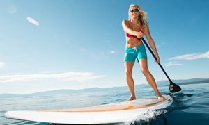 St Ives Boat Rides: One-Hour Paddleboarding or Kayaking Session for One or Two at St Ives Boat Rides (Up to 38% Off)