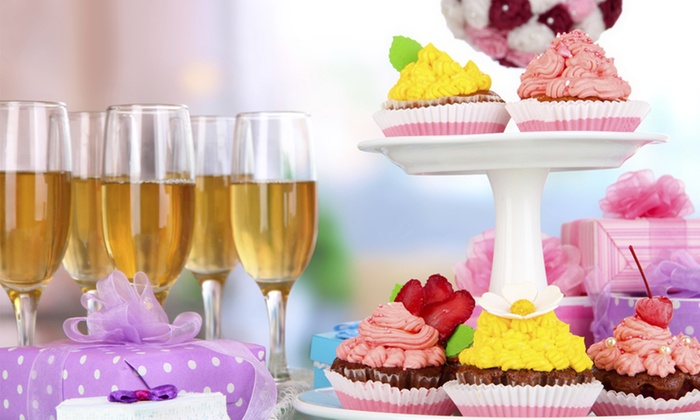 Brunch And Spa - Washington DC: Baby Shower Planning Package from Brunch and Spa (45% Off)