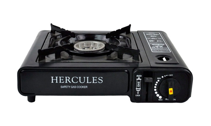 Portable Single Burner Gas Stove ...