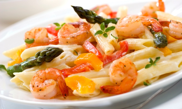 Gio Fabulous - Bradenton: Italian Food and Drinks at Lunchtime for Two or Take-Out at Gio Fabulous (Up to $7 Off)