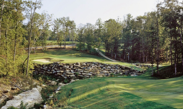 RiverWatch Golf Club - RiverWatch Golf Club: 18 Holes of Golf for Two or Four with Shared Carts at RiverWatch Golf Club (62% Off)