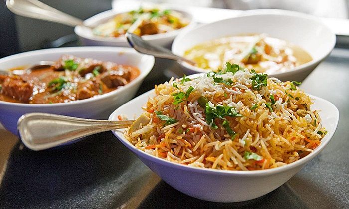Pinch of Spice - Pinch of Spice: Indian Cuisine at Pinch of Spice (40% Off). Two Options Available.
