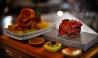 Hot-Stone Steak Meal For Two €23 at Da Nero's Trattoria (46% Off)