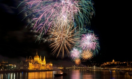 Budapeszt: 4-dniowa wycieczka sylwestrowa