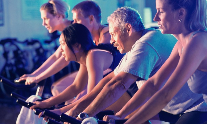 Spin House - Spin House: Five 45-Minute Indoor-Cycling Classes from Spin House (67% Off)