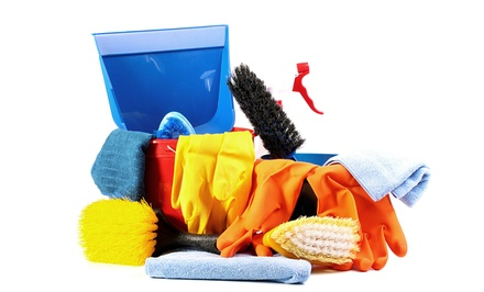 Two-Hour Housecleaning Session from Maid Perfect (51% Off)