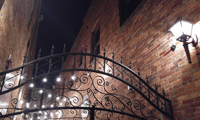 True Tours - Located at the Franklin Shops: Walking Haunted History Tour for Two or Four from True Tours (50% Off)