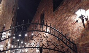 True Tours: Walking Haunted History Tour for Two or Four from True Tours (58% Off)