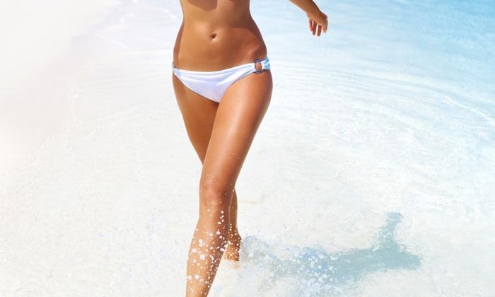 Eastern Virginia Medical and da Vinci Spa - Virginia Beach: Bikini or Brazilian Bikini Wax with Option of Vajazzling at Eastern Virginia Medical and da Vinci Spa (50%  Off)