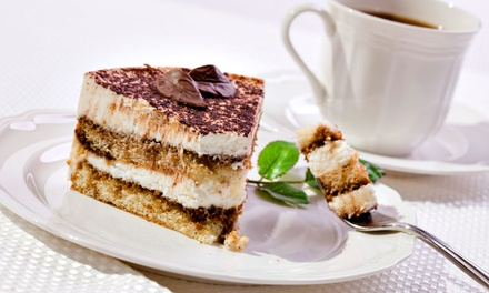 $19 for a Five-Visit Punch Card for Desserts and Drinks at Hello Desserts ($35 Value)