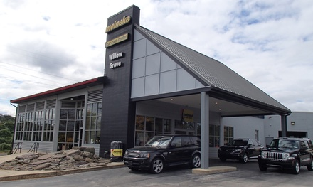 $39.98 for a Pennsylvania State Inspection and Emissions Test at Meineke Car Care Center  ($81.95 Value)