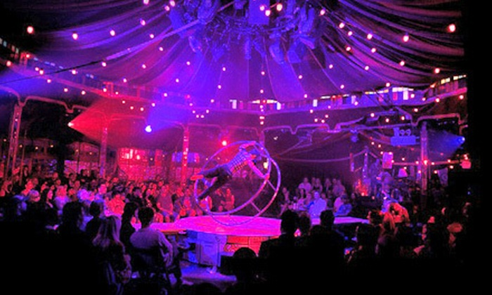"""""""Empire"""" - Theater District - Times Square: $49 to See """"Empire"""" Circus, Burlesque, and Variety Show at Spiegelworld (Up to $89 Value)"""