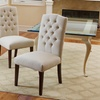 Tufted Clark Dining Chairs (Set of 2)