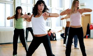 Zumba with Esther Piskunov: 10, 20, or 30 Zumba Classes at Zumba with Esther Piskunov (Up to 73% Off)