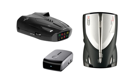 Cobra SSR 80, XRS 9345, or iRadar Atom Radar and Laser Detectors from $34.99–$99.99